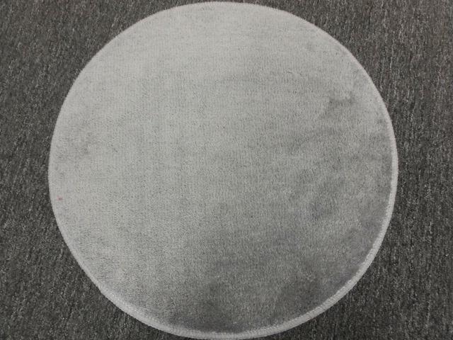badteppich programm point 60cm rund in 3 restfarben zum sonderpreis ebay. Black Bedroom Furniture Sets. Home Design Ideas