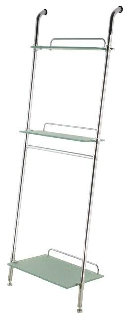 Schicke badezimmer leiter peter aus messing verchromt ebay for Schicke badezimmer